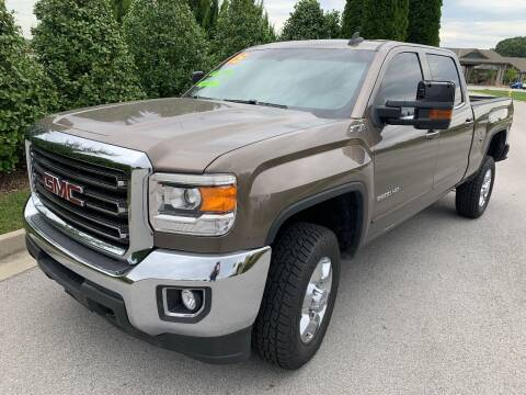 2015 GMC Sierra 2500HD for sale at AutoMart East Ridge in Chattanooga TN