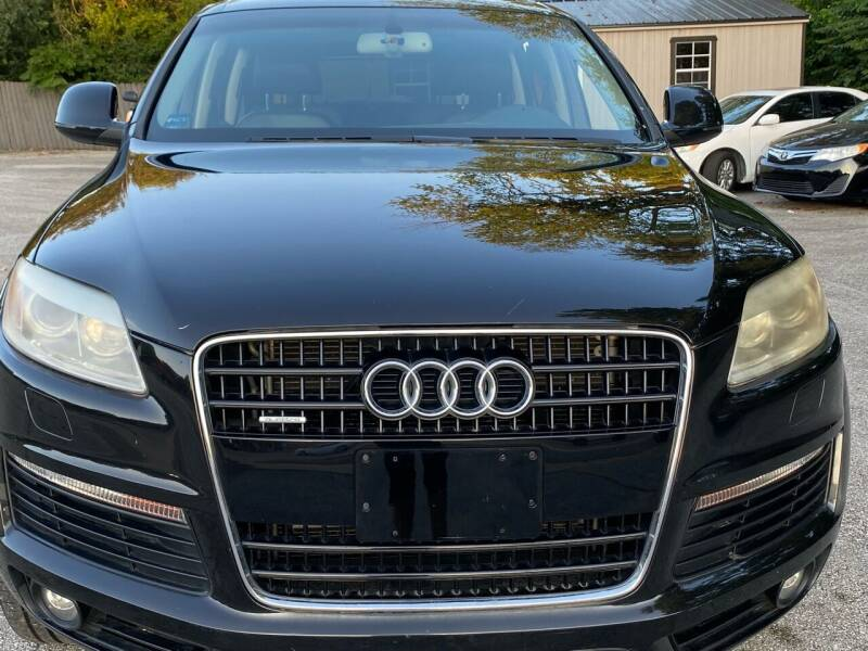 2007 Audi Q7 for sale in Fayetteville, AR