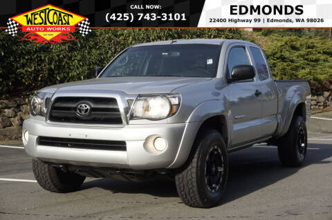 2007 Toyota Tacoma for sale at West Coast Auto Works in Edmonds WA
