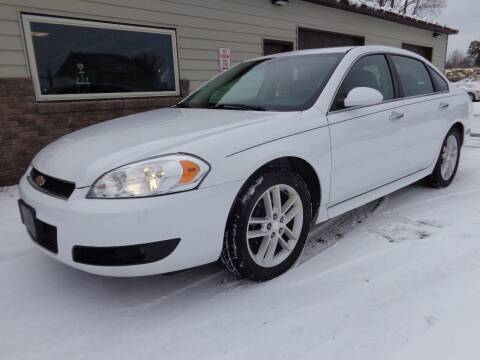 2016 Chevrolet Impala Limited for sale at VanderHaag Car Sales LLC in Scottville MI