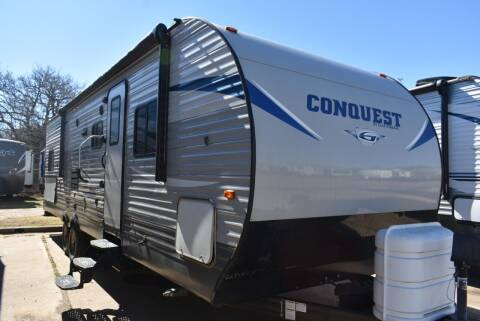 2019 Gulf Stream Conquest 301TB for sale at Buy Here Pay Here RV in Burleson TX