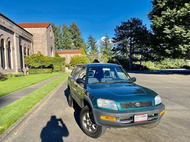 1997 Toyota RAV4 for sale at EZ Deals Auto in Seattle WA