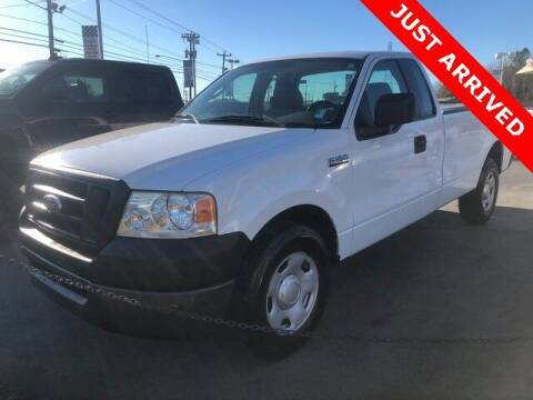 2007 Ford F-150 for sale at Brandon Reeves Auto World in Monroe NC