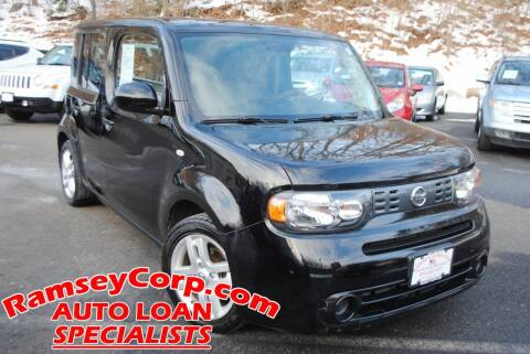2009 Nissan cube for sale at Ramsey Corp. in West Milford NJ