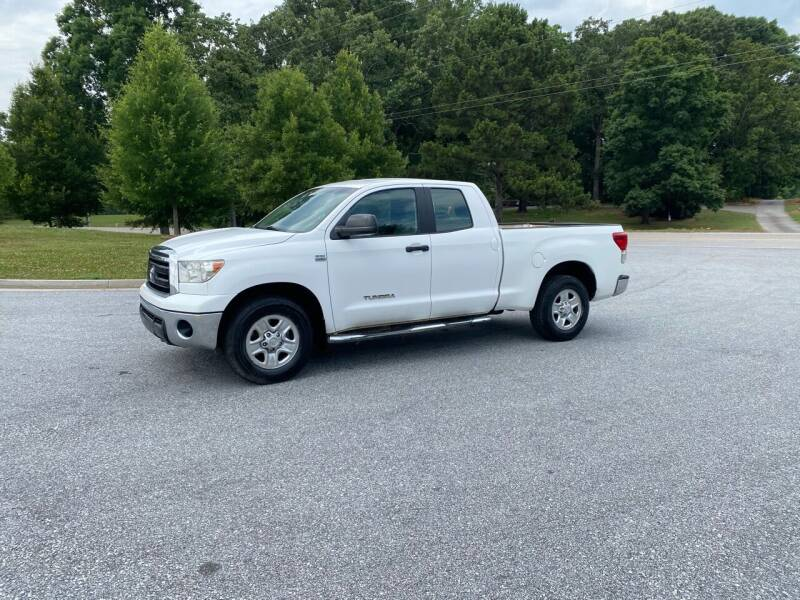 2010 Toyota Tundra for sale at GTO United Auto Sales LLC in Lawrenceville GA