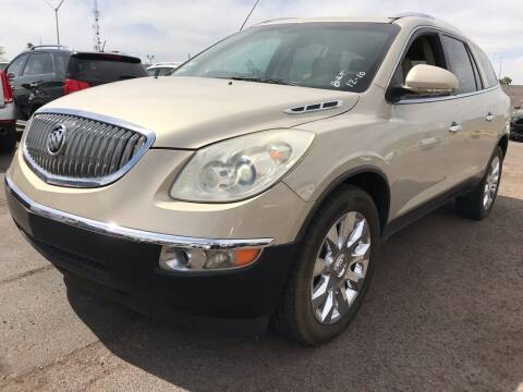 2012 Buick Enclave for sale at Town and Country Motors in Mesa AZ
