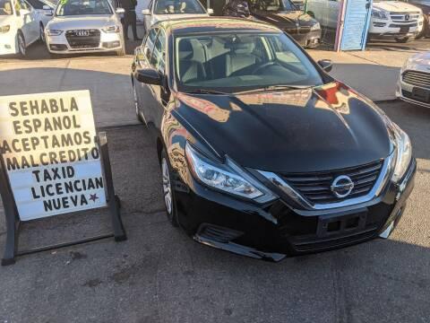 2016 Nissan Altima for sale at Cedano Auto Mall Inc in Bronx NY