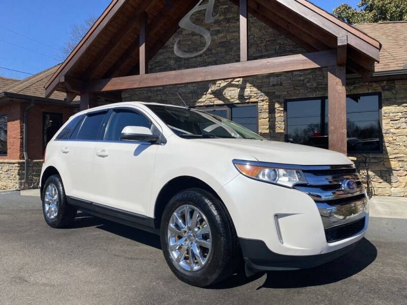 2013 Ford Edge for sale at Auto Solutions in Maryville TN