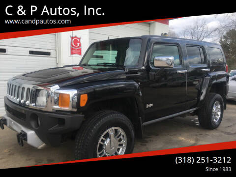 2008 HUMMER H3 for sale at C & P Autos, Inc. in Ruston LA
