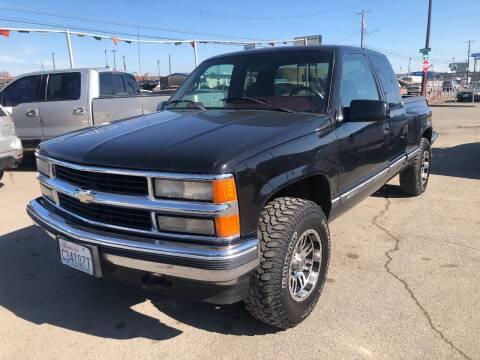 1995 Chevrolet C/K 1500 Series for sale at TTT Auto Sales in Spokane WA