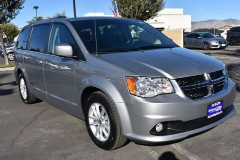 2019 Dodge Grand Caravan for sale at DIAMOND VALLEY HONDA in Hemet CA
