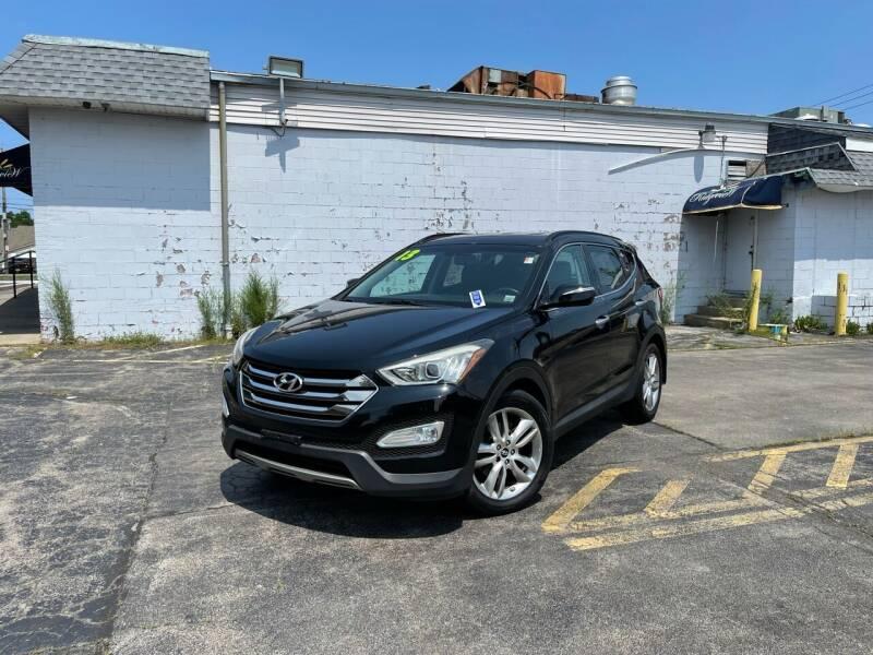 2013 Hyundai Santa Fe Sport for sale at Santa Motors Inc in Rochester NY