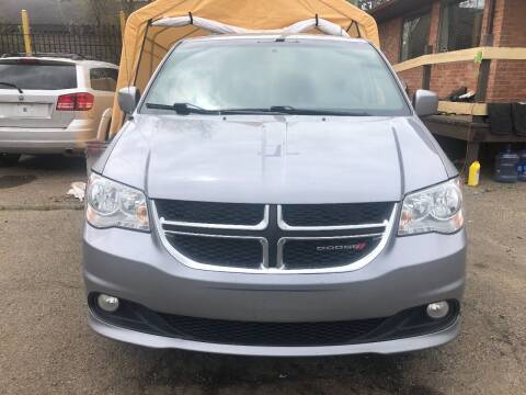 2017 Dodge Grand Caravan for sale at Automotive Center in Detroit MI