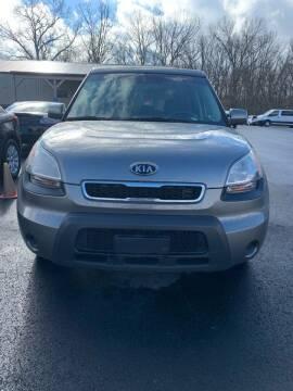 2011 Kia Soul for sale at RHK Motors LLC in West Union OH