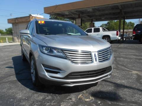 2017 Lincoln MKC for sale at Kansas City Motors in Kansas City MO