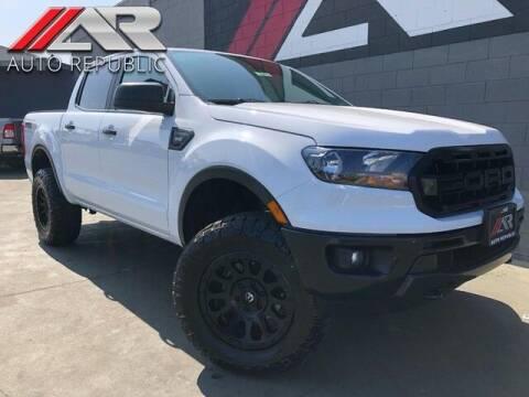 2020 Ford Ranger for sale at Auto Republic Fullerton in Fullerton CA