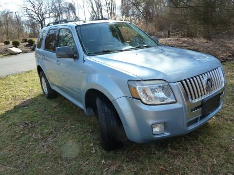 2008 Mercury Mariner for sale at Kaners Motor Sales in Huntingdon Valley PA