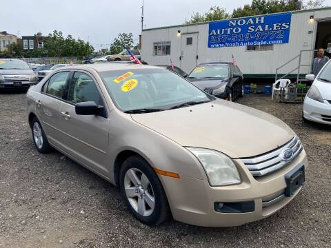 2006 Ford Fusion for sale at Noah Auto Sales in Philadelphia PA