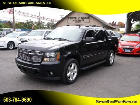 2007 Chevrolet Avalanche for sale at Steve & Sons Auto Sales in Happy Valley OR