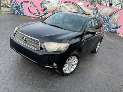 2009 Toyota Highlander Hybrid for sale at Supreme Auto Gallery LLC in Kansas City MO