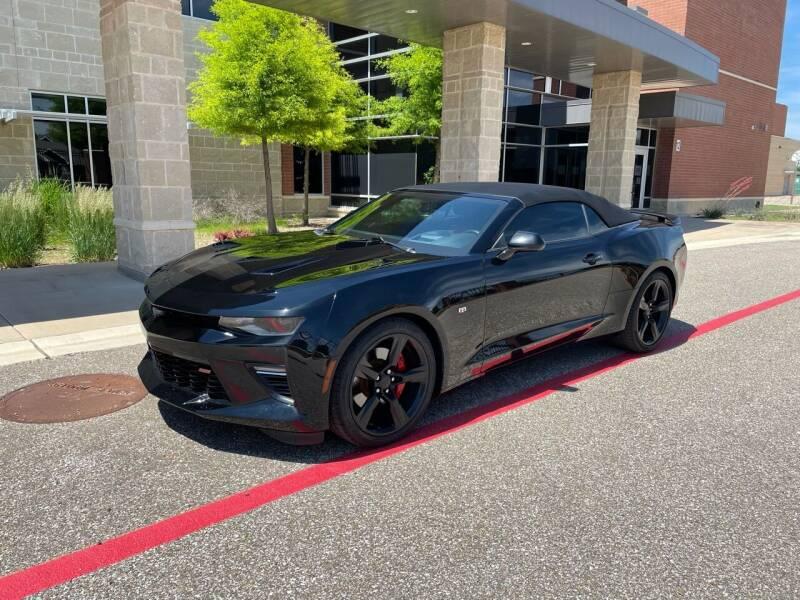 2017 Chevrolet Camaro for sale at Beaton's Auto Sales in Amarillo TX
