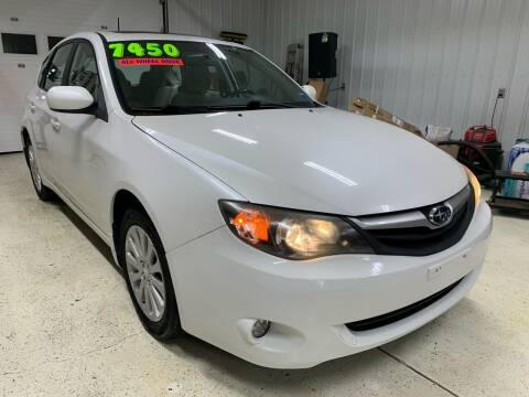 2010 Subaru Impreza for sale at SMS Motorsports LLC in Cortland NY