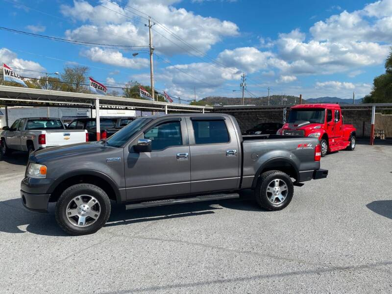 2007 Ford F-150 FX4 4dr SuperCrew 4x4 Styleside 5.5 ft. SB - Elizabethton TN