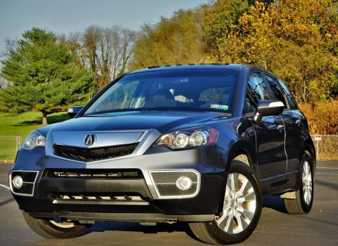 2012 Acura RDX for sale at Speedy Automotive in Philadelphia PA