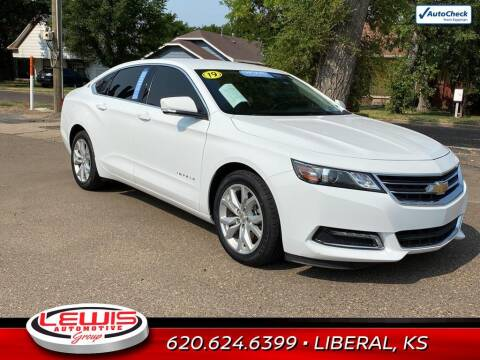 2019 Chevrolet Impala for sale at Lewis Chevrolet Buick of Liberal in Liberal KS