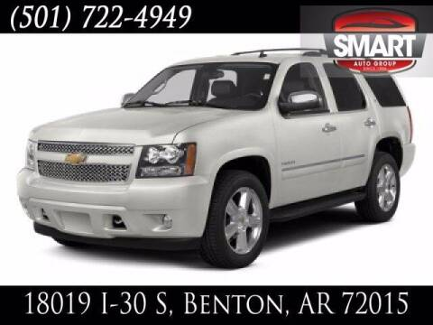 2014 Chevrolet Tahoe for sale at Smart Auto Sales of Benton in Benton AR