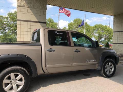 2008 Nissan Titan for sale at Sonny Gerber Auto Sales in Omaha NE