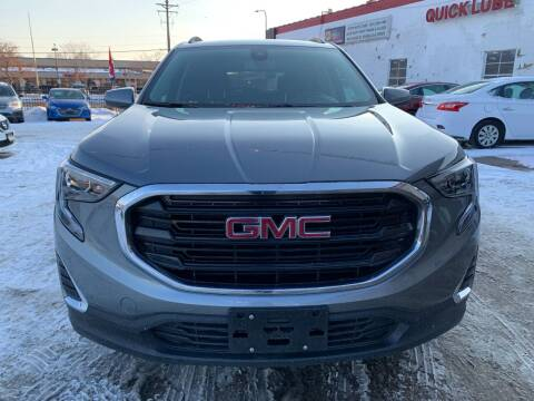 2020 GMC Terrain for sale at Minuteman Auto Sales in Saint Paul MN
