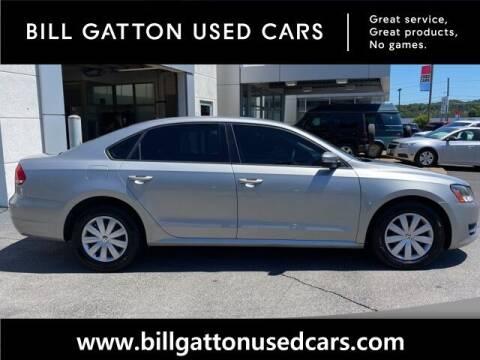 2013 Volkswagen Passat for sale at Bill Gatton Used Cars in Johnson City TN