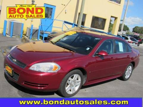 2009 Chevrolet Impala for sale at Bond Auto Sales in St Petersburg FL