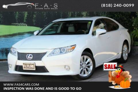 2015 Lexus ES 300h for sale at Best Car Buy in Glendale CA