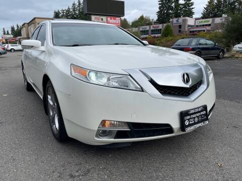 2009 Acura TL for sale at CAR MASTER PROS AUTO SALES in Lynnwood WA
