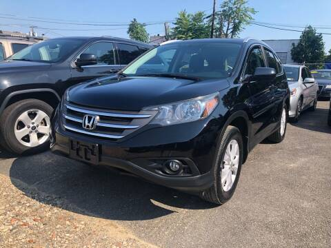 2013 Honda CR-V for sale at OFIER AUTO SALES in Freeport NY