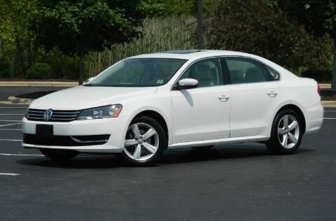 2013 Volkswagen Passat for sale at MOKENA AUTOMOTIVE INC in Mokena IL