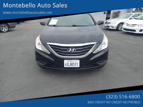 2013 Hyundai Sonata for sale at Montebello Auto Sales in Montebello CA