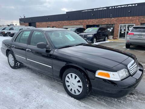 2009 Ford Crown Victoria for sale at Motor City Auto Auction in Fraser MI