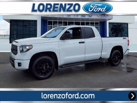 2020 Toyota Tundra for sale at Lorenzo Ford in Homestead FL