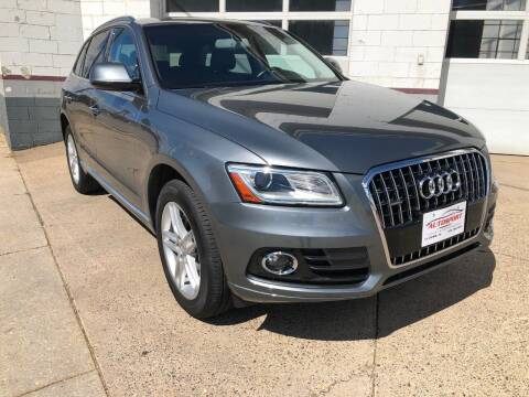 2016 Audi Q5 for sale at AUTOSPORT in La Crosse WI