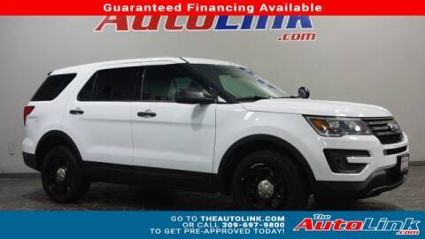2016 Ford Explorer for sale at The Auto Link Inc. in Bartonville IL