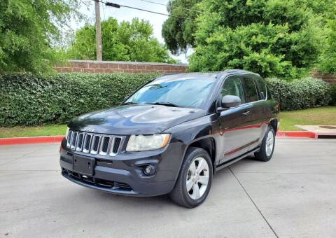 2011 Jeep Compass for sale at International Auto Sales in Garland TX