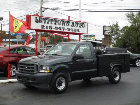 2004 Ford F-250 Super Duty for sale at Levittown Auto in Levittown PA