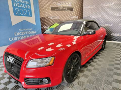 2010 Audi S5 for sale at X Drive Auto Sales Inc. in Dearborn Heights MI