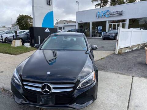 2017 Mercedes-Benz C-Class for sale at NYC Motorcars in Freeport NY