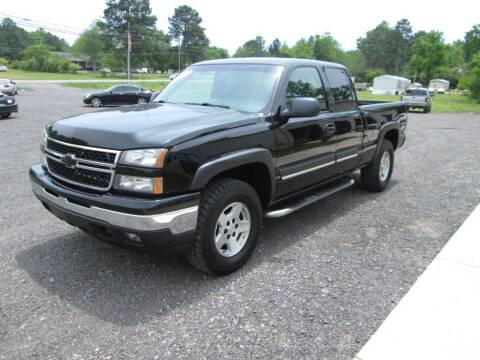 2007 Chevrolet Silverado 1500 Classic for sale at B & B AUTO SALES INC in Odenville AL