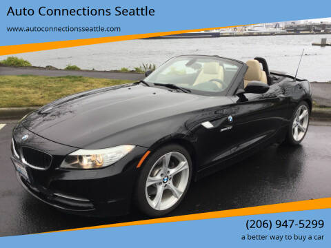2011 BMW Z4 for sale at Auto Connections Seattle in Seattle WA