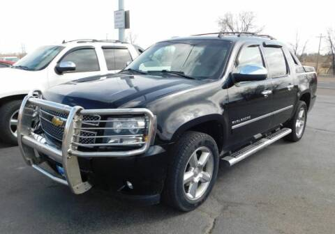 2011 Chevrolet Avalanche for sale at Will Deal Auto & Rv Sales in Great Falls MT